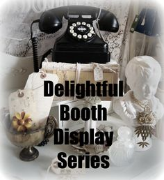 Mary's Meanderings: The Three L's of Delightful Booth Display