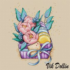"""Cross stitch design """" Minutes of tenderness"""" #sa_stitch #sa_pattern #pattern #crossstitch"""