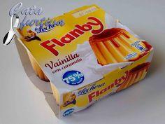''Flanby'' de La Lechera (Nestlé) | Cata furtiva