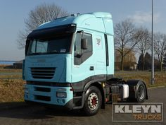 Used Tractor unit IVECO AS440S54 STRALIS for sale!