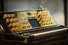 24-Karat Gold Minimoog