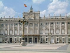 The Palacio Real de Madrid  is the official residence of the Spanish Royal Family at the city of Madrid, but is only used for state ceremonies. King Juan Carlos and the Royal Family do not reside in the palace, choosing instead the more modest Palacio de la Zarzuela on the outskirts of Madrid.