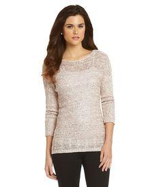 Gianni Bini Eunie Sweater | Dillards.com