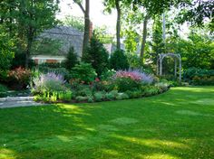 27 Best Beautiful Yards Images