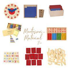 Geburtstag: 20 einfach gute Geschenkideen nach Maria Montessori – a lovely journey Maria Montessori, Diy Montessori, Wild And Free, 4th Birthday, Little Ones, Kids Rugs, Activities, Learning, Games