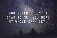 and still, you let me go. Ahh memories.