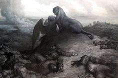 Gustave doré, l'enigma, 1871