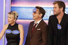 "The Avengers Played ""Family Feud"" And They Were Adorably Bad At It"