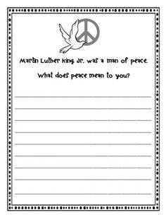 Essay martin luther king i have a dream