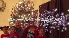 Christmas With The Taylors 2017!