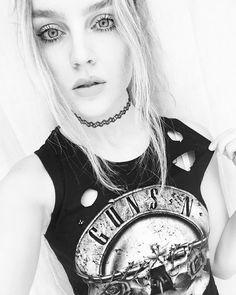 Petrie+ Guns 'n' Roses = perfect