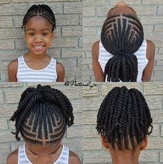 Hairstyles curly Creativity always WINS'❤️❤️ 17 Trendy Kids Hairstyles You Have to Try-. Creativity always WINS'❤️❤️ 17 Trendy Kids Hairstyles You Have to Try-Out on Your Kids Lil Girl Hairstyles, Natural Hairstyles For Kids, Kids Braided Hairstyles, My Hairstyle, Natural Hair Styles, Kids Natural Hair, Toddler Hairstyles, Hairstyles 2018, Braided Updo