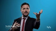 Wil Wheaton says yes to piracy but asks for ratings support.