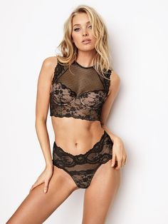 b063b96b18 Just In  Dream Angels - Victoria s Secret. Lingerie ModelsHigh Neck BraVs  ...