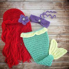 Princess Ariel Inspired Mermaid Costume/Princess Ariel Mermaid