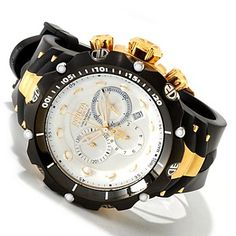 607-447 - Invicta Reserve Men's Venom Generation II Swiss Chronograph Strap Watch
