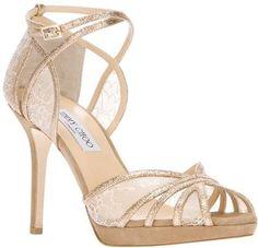 Detalles para novia: Zapatos de encaje