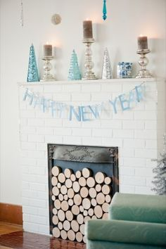 LOVE this New Year's Party Idea!