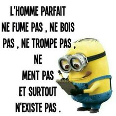 Maintenant je comp… - ALL Pin Minion Humour, Funny Minion, Geek Humor, Minions Quotes, Positive Attitude, Funny Moments, I Laughed, Funny Jokes, Haha