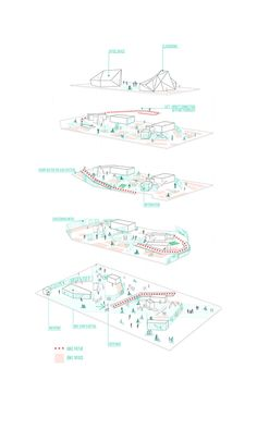 Ice Splash - Miami Bike Station by Justyna Mydlak, via Behance