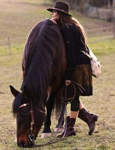 love a horse