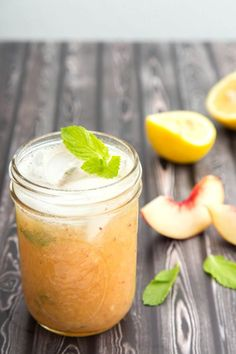 White Peach Mojito | The Missing Lokness