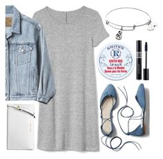 """""""Date Night"""" by amandamallie on Polyvore featuring Gap, Rosebud Lip Balm, Michael Kors and Christian Dior"""