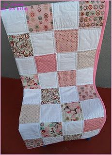 Cute and Simple quilt.