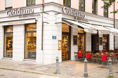 the bakery restaurant - Gärtnerplatz München Brunch, Restaurant, Bakery, Dinner, Breakfast, Travel, Eten, Wine, Dining