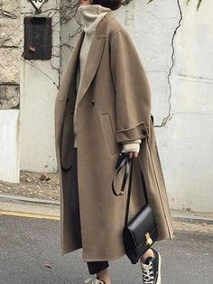 Women S Fashion Top Button Done Up Product Korean Outfits, Mode Outfits, Winter Outfits, Winter Clothes, Korean Fashion Winter, Autumn Winter Fashion, Korean Fashion Casual, Cute Casual Outfits, Minimal Fashion