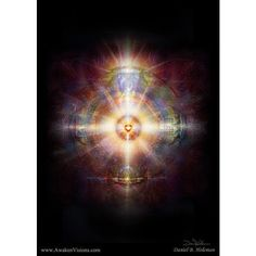 Image Of The Day, Visionary Art, Inner Peace, Meditation, Mixed Media, Spirituality, Faith, Amazing, Illustration