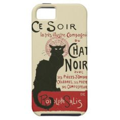 Shop Vintage Art Nouveau, Ce Soir Chat Noir Black Cat Case-Mate iPhone Case created by YesterdayCafe. Personalize it with photos & text or purchase as is! Art Illustration Vintage, Illustration Art Nouveau, Art Nouveau Poster, Art Deco Posters, Illustrations, Poster Prints, Vintage French Posters, Art Vintage, Vintage Metal Signs