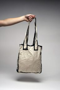 Ilvy Jacobs taped bags