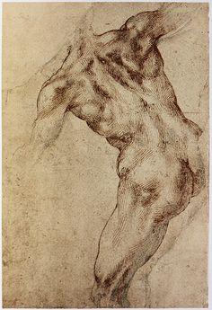 sketches by Michelangelo 4 | International Visual Art | Flickr