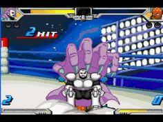 Kinnikuman Muscle Fight: Omegaman vs Planetman