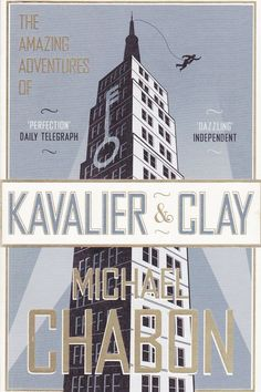 30 Books Every New Yorker Needs To Read Before They're 30  #refinery29  http://www.refinery29.com/inspirational-books-for-new-yorkers#slide-24  The Amazing Adventures Of Kavalier & Clay by Michael Chabon A fun, rapid-fire bildungsroman about the questions of identity we all face that is also, in some ways, a loving condemnation of the comics industry. Another novel about making it in whatever capacity one can do so!
