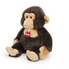 le petit singe de chez trudi
