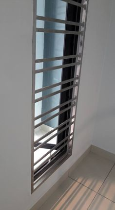 Stainless Steel Windows Grill