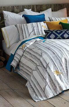 Blissliving Home 'Birch' Cotton Sateen Duvet Cover & Shams (Online Only)