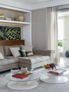 10 ideias para decorar apartamentos alugados - Casa