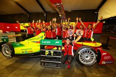 Lucas Di Grassi 1st. Race Winner for the New Formula e Series @ Beijing