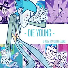 Die Young - A Billy Joe Cobra Fanmix