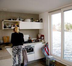 Wendelien's Floating Kitchen Kitchen Tour