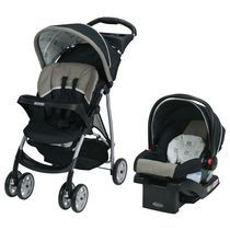 Price: Stay light and ultra-mobile with the Graco LiteRider Click Connect Travel System. It includes the LiteRider Click Connect Stroller and the top-rated SnugRide Click Connect 30 infant car seat… Cheap Strollers, Best Baby Strollers, Double Strollers, Best Baby Car Seats, Travel Systems For Baby, Car Seat And Stroller, Single Stroller, Travel Stroller, Connect