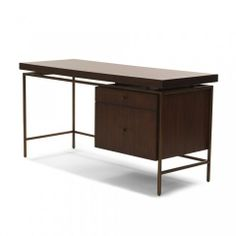 The newest addition to our popular Van Dyke collection. We are in love with this desk!