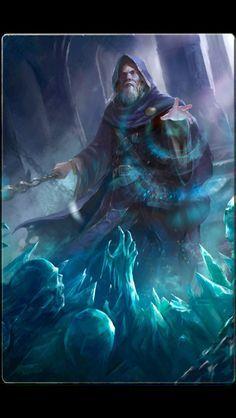 Cryomancer or Ice/Snow Mage