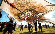 25 Best Indonesia Tourism Objects for Your Itinerary: Bali Kite Festival