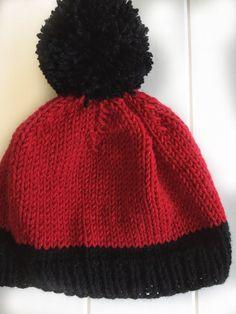 58188017904 Pom Pom Beanie - Ski Hat - Chunky Knit Hat - Snowboard Beanie ...