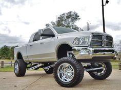 2011 Ram 2500 - Big Dreams - 8-Lug Diesel Truck Magazine