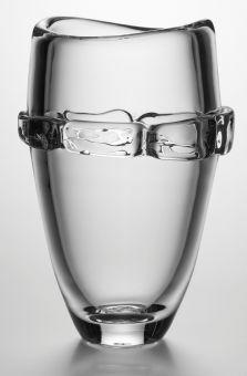 Simon Pearce,  Pure Middlebury Vase